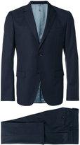 Gucci Monaco bees two-piece suit - men - Wool/Cupro/Silk - 46
