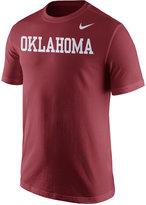 Nike Men's Oklahoma Sooners Wordmark T-Shirt