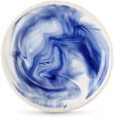 Simon Pearce Marbleized Dessert Plate