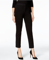 Catherine Malandrino Slim-Fit Ankle Pants