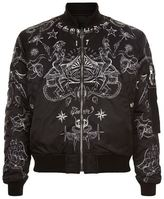 Givenchy Reversible Bomber Jacket