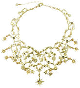 Kensie Moon & Star Necklace
