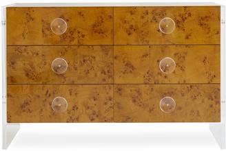 Jonathan Adler Bond Six-Drawer Dresser