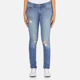 Levi's Women's 711 Skinny Fit Jeans Goodbye Heart