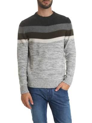 Paolo Pecora Round Neck Wool