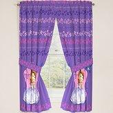 "Disney Junior Sofia the First Princess Drapes Panels Curtains, Set of 2 (42"" x 63"")"