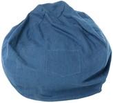 Fun Furnishings Blue Denim Large Beanbag Chair - Teen