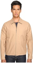 Jack Spade Cotton Zip Supply Jacket Men's Coat