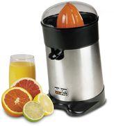 Salton Stainless Steel Citrus Juicer