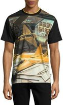Opening Ceremony Jet Fighter Graphic Tee