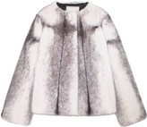 Pologeorgis The Bella Cross Fur Coat