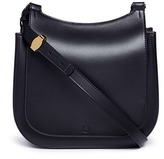 The Row 'Hunting 9' leather shoulder bag