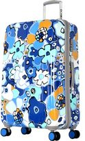 "Olympia Women's Blossom II 29"" Hardcase Spinner w/ TSA Lock"