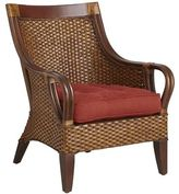 Pier 1 Imports Temani Brown Wicker Chair