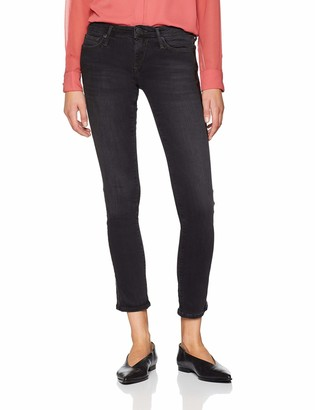 True Religion Women's's NEW HALLE SUPERSTRETCH FOILE Skinny Jeans