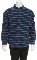 Alex Mill Striped Single Pocket Popover w/ Tags