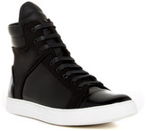 Kenneth Cole Reaction Double Header High-Top Sneaker