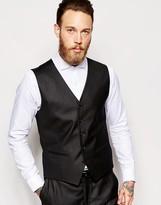 Selected Homme Waistcoat In Slim Fit
