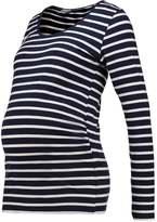 Mama Licious MAMALICIOUS MLLEA Long sleeved top navy blazer