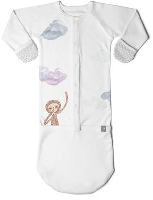 Goumikids Goumi Baby Organic Cotton Dreams Full of Wonder Nightgown –