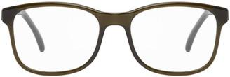 Saint Laurent Green SL 398 Glasses