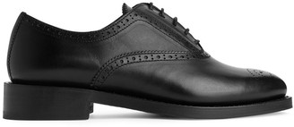 Arket Leather Oxford Brogues