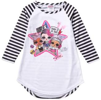 Intimo L.O.L. Surprise! Raglan Nightgown (Little Girls & Big Girls)