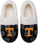 Unbranded Women's Tennessee Volunteers Ugly Knit Moccasin Slippers