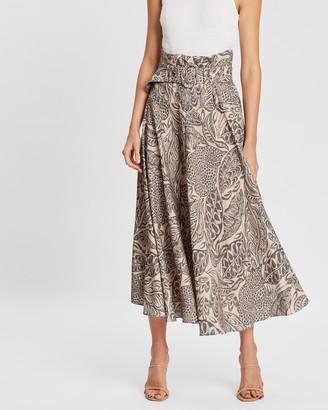 Steele Bloom Skirt