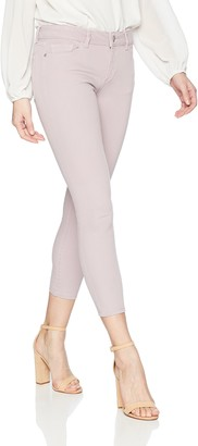 DL1961 Women's Chrissy Trimtone High Rise Skinny Jeans