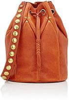 Jerome Dreyfuss Women's Popeye Large Shoulder Bag-BROWN