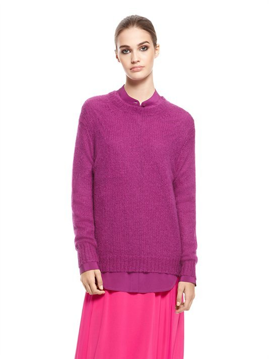 DKNY Long Sleeve Crewneck Pullover