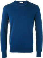 Paolo Pecora plain sweater - men - Cotton - M