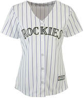 Majestic Women's Colorado Rockies Cool Base Jersey