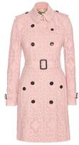 Burberry Kensington Lace Trench Coat