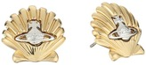 Vivienne Westwood Shell Earrings Earring