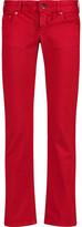 MM6 MAISON MARGIELA Low-Rise Straight-Leg Jeans