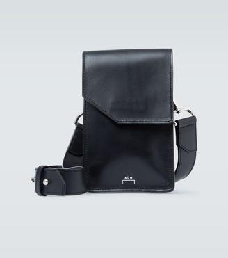 A-Cold-Wall* Vector leather crossbody bag