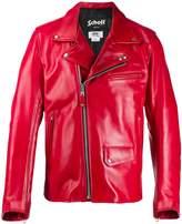 Junya Watanabe MAN fitted biker jacket