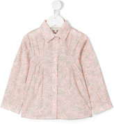 Cashmirino - Micro-floral shirt - kids - Cotton - 2 yrs
