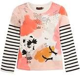 Catimini Girl's TS ml Belette T-Shirt