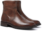 Belstaff Attwell Cognac Leather Boots