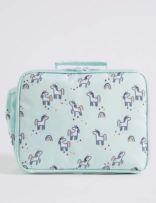 Marks and Spencer Kids Unicorn Lunch Box
