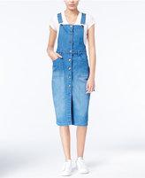 Rachel Roy Denim Overall Dress, Only at Macy's