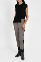 3.1 Phillip Lim Houndstooth Jogger Trousers