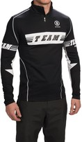 Bogner Tim Jersey Shirt - Zip Neck, Long Sleeve (For Men)