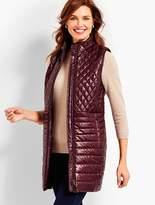 Talbots Primaloft® Long Vest