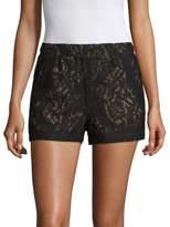 BCBGMAXAZRIA Lace Shorts