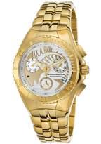 Technomarine Women's 'Cruise Dream' Swiss Quartz Stainless Steel Casual Watch, Color: Gold-Toned (Model: TM-115196)