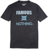 "Original Penguin ""Famous For Nothing"" Tee"